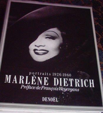 Marlène Dietrich - Portraits 1926-196