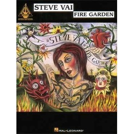 Steve Vai - Fire Garden - Partition guitare