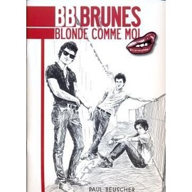 BB Brunes : blonde comme moi - chant + piano + accords