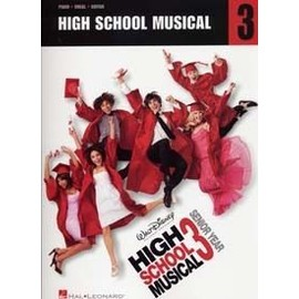 High School musical 3 senior year - chant + piano + accords
