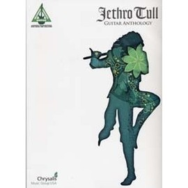 Jethro Tull : guitar anthology - guitare - Hal Leonard
