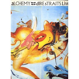 Dire Straits Live: Alchemy Piano, Vocal & Guitar (with Chord Boxes)