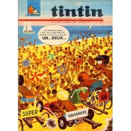 Tintin (Hebdomadaire) N� 26 : 21e Ann�e - No 26