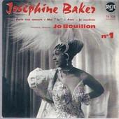 Ep Paris Mes Amours+Moi/Io+Avec+Je Voudrais - Jos�phine Baker