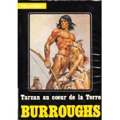 Pellucidar N� 4 - Tarzan Au Coeur De La Terre de edgar rice burroughs