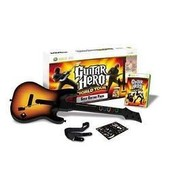 Guitar Hero World Tour + Guitare Sp�ciale Xbox360