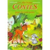 Contes Pour Les Tout-Petits de Chantecler
