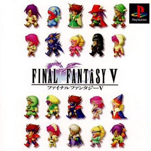 Final Fantasy V (5)