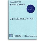 Aide-M�moire Musical