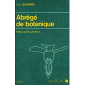 Abr�g� De Botanique de jean-louis guignard