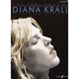 Krall Diana : the very best of - chant + piano + accords