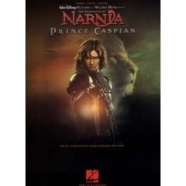Chronicles of Narnia : prince Caspian - chant + piano + accords