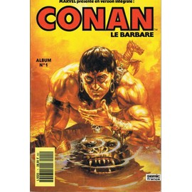 Conan Le Barbare Album Version Int�grale N� 1 : Album N�1 (01-02-03)