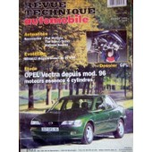 Revue Technique Opel Vectra Essence 4 Cylindres N� 614