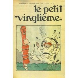 Tintin - Petit Vingti�me - Lapinos N� 18