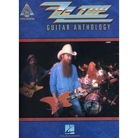 ZZ Top : guitar anthology - chant + guitare tablatures