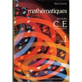 Mathematiques Terminales C/E. Livre Du Professeur de Jacques Chevallet