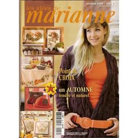 Les Id�es De Marianne N� 146 : Un Automne Tendre Et Naturel