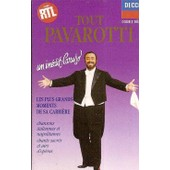 Luciano Pavarotti - K7 Audio - Tout Pavarotti - Les Plus Grands Moments De Sa Carri�re - Chansons Italiennes & Napolitaines - Chants Sacr�s Et Airs D'op�ras + Un In�dit