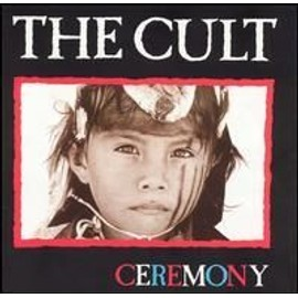 the cult - ceremony (off the record) songbook guitare / basse / batterie / voix