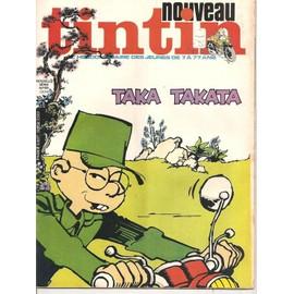 Nouveau Tintin Nouvelle Serie N 69 N� 209 : Taka Takata