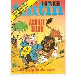 Nouveau Tintin N� 95 : Achille Talon Le Coquin De Sort