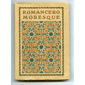 Romancero Mauresque de