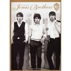Jonas Brothers : album (chant + piano + accords)