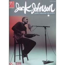 Johnson Jack : sleep through the static - guitare et chant
