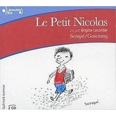 Le Petit Nicolas - 2 Cd Livre Audio de Goscinny, Semp�