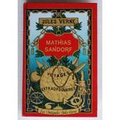 Mathias Sandorf.Illustrations De L'edition Originale Hetzel.Dessins De Benett. de jules verne