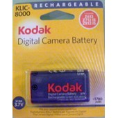 Kodak Klic-8000 - Batterie Li-ion compatible Z812 IS