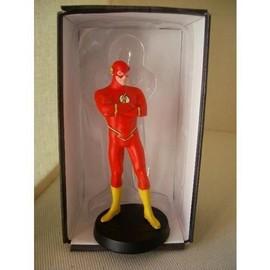 D.C. Comics Super-H�ros Figurine De Collection ( Figurines En Plomb Peintes � La Main & Num�rot�es ) N� 3 : Flash
