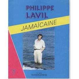Jamaïcaine - Chant & Pinao - Philippe Lavil - 1984