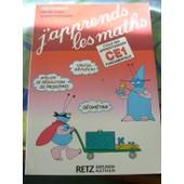 J'apprends Les Maths, Ce1 - Fichier De L'�l�ve de R�mi Brissiaud