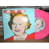 The Young Offenders Mum - Pink Vinyl - Carter The Unstoppable Sex Machine