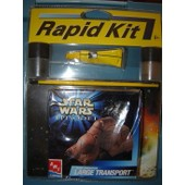 Rapid Kit Amt Star Wars - Trade Federation Large Transport