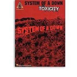 Toxicity: System of a Down Guitar Tab