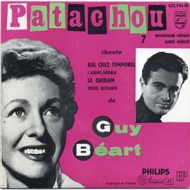7 Chante Bal Chez Temporel + L'agent Double + Le Quidam + Poste Restante De Guy Béart