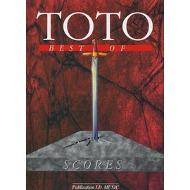 TOTO BEST OF SCORES
