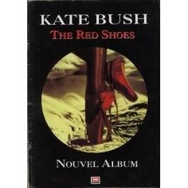 KATE BUSH Publicite Du Magazine Rock'n'folk. THE RED SHOES 1993. Format 30x21cm