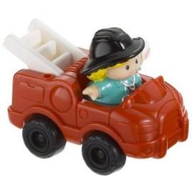 Little People - Camion De Pompier