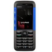 Nokia 5310 XpressMusic (Bleu)