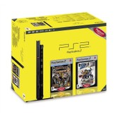 Pack Console Playstation 2 (Pstwo Ultra Slim) + Sly Racoon 3 + Ratchet Gladiator (Platinum)