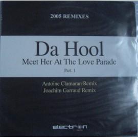 meet her at the love parade Part.1 remix Joachim Garraud / Antoine Clamaran