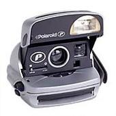 Polaroid P 600 - Appareil photo instantan�