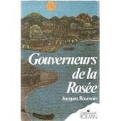 Gouverneurs De La Ros�e de jacques roumain