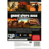 Grand Theft Auto San Andreas - Gta - Platinum