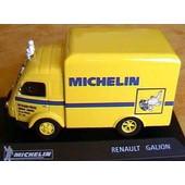 Renault Galion Pneu Michelin 1/43 Publicitaire Yellow