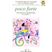 Poco Forte Par B�atrice Quoniam (Le R�pertoire Du Pianiste)